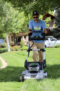 electric lawn service Northampton